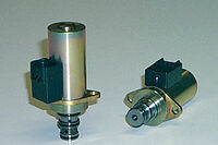 Conical poppet cartridge valve SP3