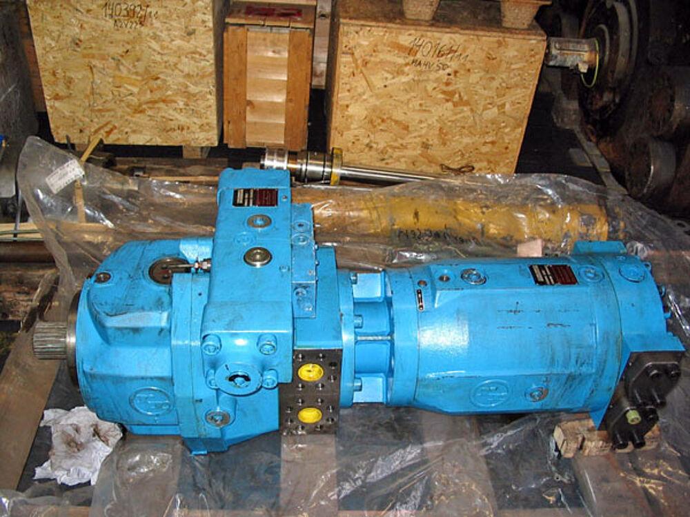 Hydraulic pumps and hydraulic motors